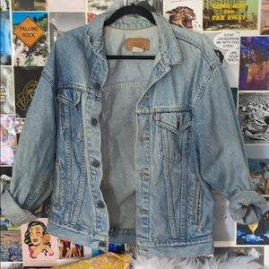 Authentic, vintage Levi's Denim Jacket